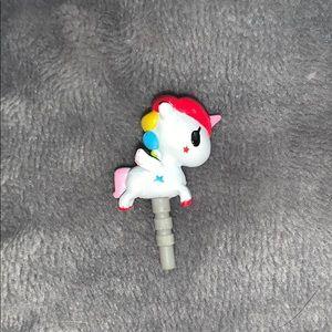 tokidoki unicorno phone jack